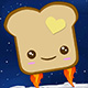 Toast In Space