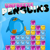 Unfreeze Penguins - Free  game