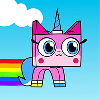 Unikitty Game