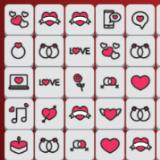 Valentines Mahjong - Free  game