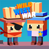 Wild West War - Free  game