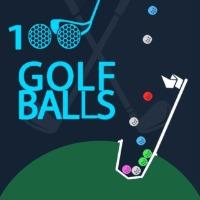 100 Golf Balls - Free  game