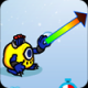 Multiplayer Snowball Duel Game
