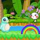 Rainbow Rabbit 2