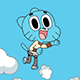 Jumping Gumball Game