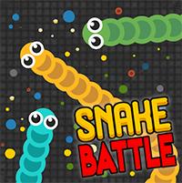 Snake Battle Game