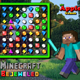 Minecraft Bejeweled Game