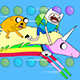 Finn and Jakes Candy Dive - Free  game