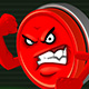 Angry Red Button - Free  game