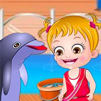 Baby Hazel Dolphin Tour - Free  game