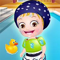 Baby Hazel Swimming Time - Free  game