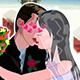 Bridal Kissing
