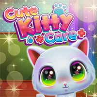 Cute Kitty Care Game