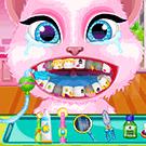 Cute Pet Dentist Salon - Free  game