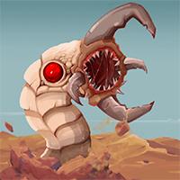 Deep Worm - Free  game