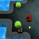 Cube Tank Arena Game