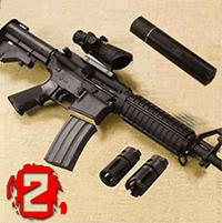 Gun Builder 2 - Free  game
