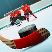 Hockey Shootout Game