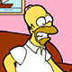 Homer Simpson Saw