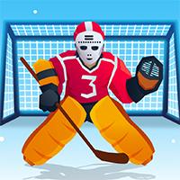 Ice Hockey Shootout Game