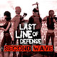 Last Line of Defense Second Wave Game