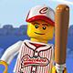 Lego Minifigures Sports Mania Game