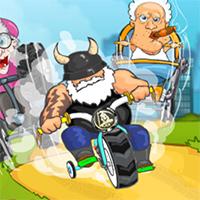 Madmen Racing - Free  game