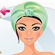 Masquerade Makeup Liliana