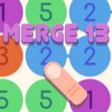 Merge Thirteen Game