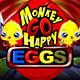 Monkey Go Happy Eggs - Free  game