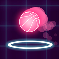Neon Dunk - Free  game