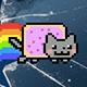 Nyan Cat My Hero 2