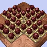 Peg Solitaire 3D Game