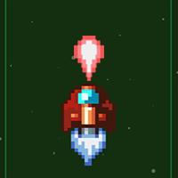Pixel Rocket - Free  game