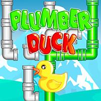 Plumber Duck - Free  game