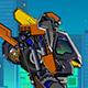 Robot Excavator Game