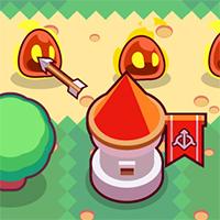 Slime Rush TD - Free  game