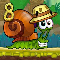 Snail Bob 8 Game