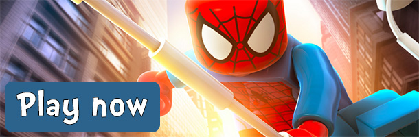Spiderman Swing Game