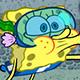 Spongebob Sea Monster Smoosh - Free  game