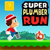 Super Plumber Run - Free  game