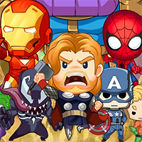 SuperHero io - Free  game