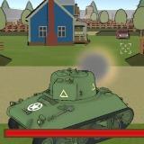 Tanks Battlefield Game