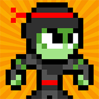 Up Down Ninja - Free  game