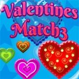 Valentines Match3 - Free  game